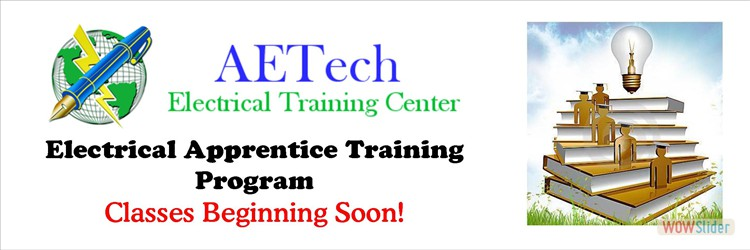 AETech Electrical Apprentice Training