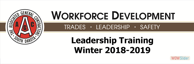 AGC Worforce Training 2018-2019