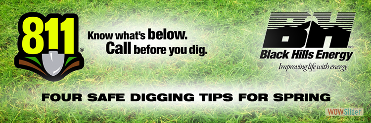 BHE Call Digging Tips for Spring