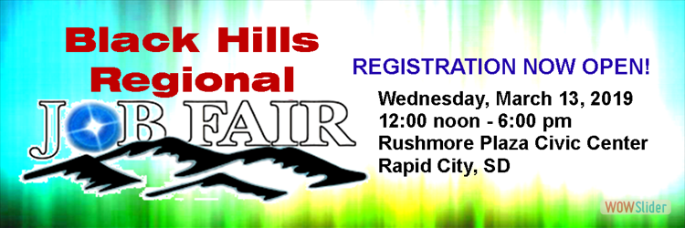 Black Hills Regional Job Fair