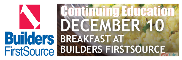 Builders First Source Continuing Education