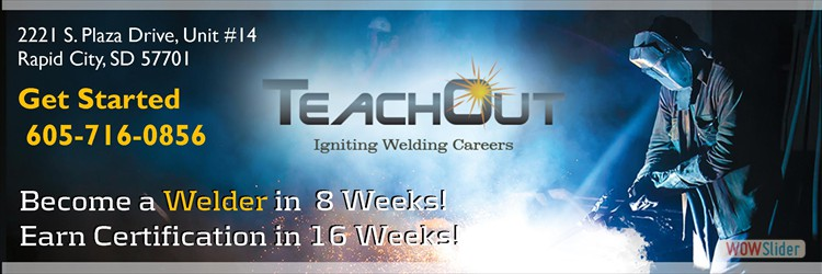 Teach Out Welding Revised